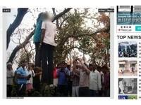 印度女愛上人夫還懷孕 疑遭家屬「榮譽殺人」吊屍樹上
