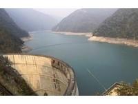 台中德基水庫「超缺水」 林佳龍:只夠再提供65天用水