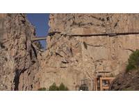 來趟懸崖之旅 西班牙死亡天橋重新開放