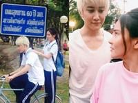 泰國版《惡作劇之吻》片場照瘋傳 驚見金髮江直樹!