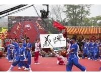 中職/犀牛結合在地文化宋江陣 邀94歲國寶何國昭開球
