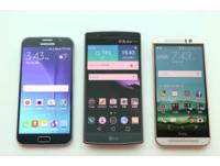 該怎麼選?HTC M9、三星S6、LG G Flex2 實機體驗比較
