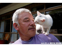 為動物守護福島核災區 松村:我要照顧牠們到自然死亡