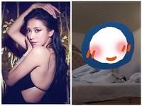 林志玲擋不住24小時攝影機 亂髮素顏的起床瞬間曝光!