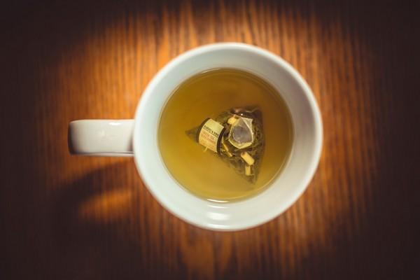 茶,茶葉,茶包,綠茶。(圖/取自librestock網站)
