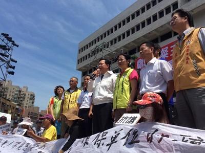 反建澎湖焚化廠! 民團要求立院凍結10億經費