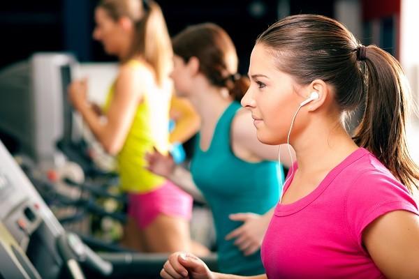 運動,音樂,瘦身,慢跑,減肥,燃脂,健身。(圖/達志/示意圖)