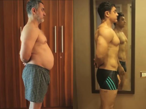 《三個傻瓜》男星暴肥97公斤 5個月變精壯「肌肉男」