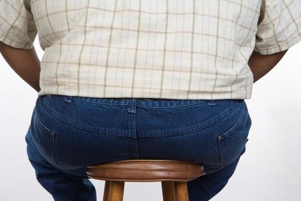 胖子,肥胖,肥宅。(圖/達志/示意圖)