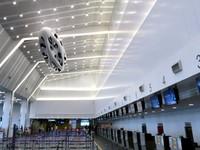 台中清泉崗機場跑道破損暫閉 5航班延誤