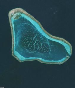 中國在南海填海造島 菲律賓埋怨美國一開始未制止