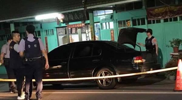 快訊/嘉義停車冷氣中毒?2男「離奇陳屍車內」被發現。(圖/翻攝綠豆嘉義人臉書)