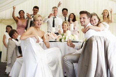 婚禮是新人接受祝福的場合,還是父母的成果發表會?