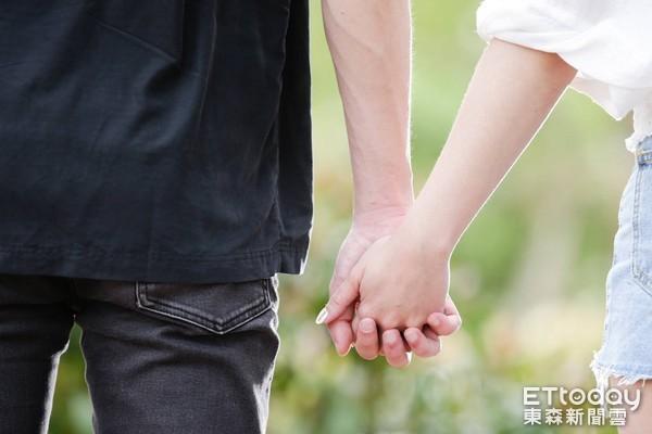 戀愛,愛情,男女朋友,交往,表白(圖/記者林世文攝)