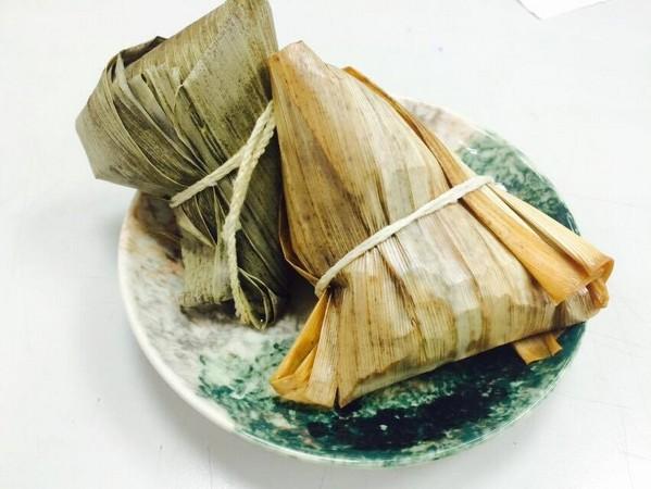 粽子。(圖/記者黃聖閔攝)