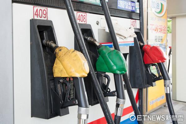 加油站,台灣中油(圖/記者季相儒攝)