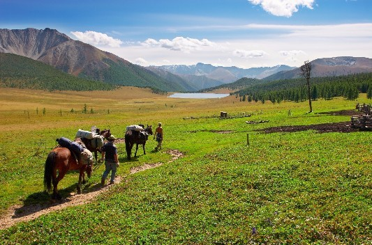 蒙古(圖/Tripresso旅遊咖提供)