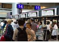 桃機塞爆惹怒遊客 連勝文:香港人抱怨跟印度機場一樣塞