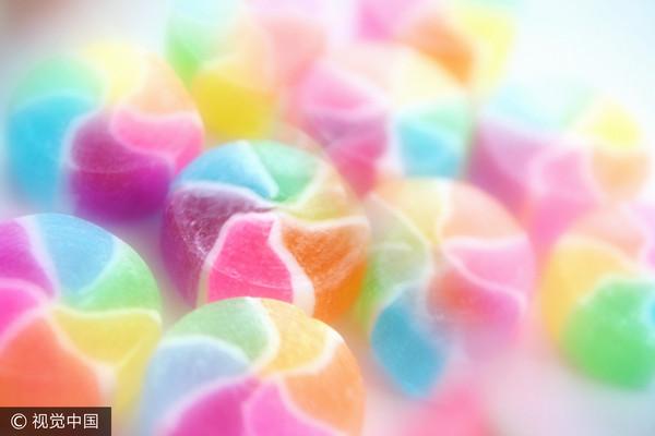 糖果,夢幻,甜蜜毒藥(圖/視覺中國CFP)