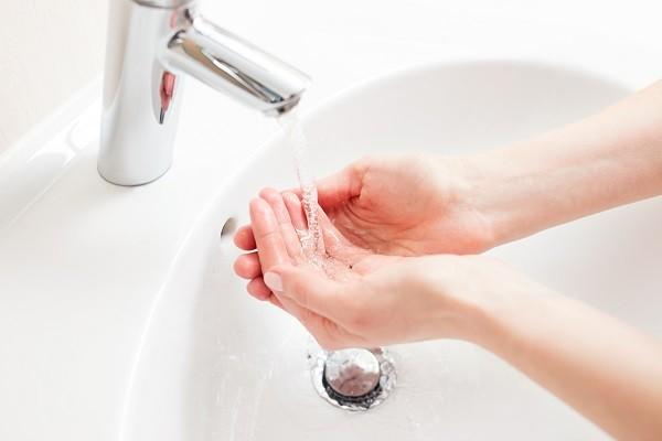 洗手,洗手乳,清潔,水龍頭(圖/達志/示意圖)