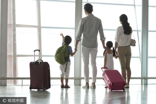 ▲環遊世界,家族旅行,壯遊(圖/視覺中國CFP)