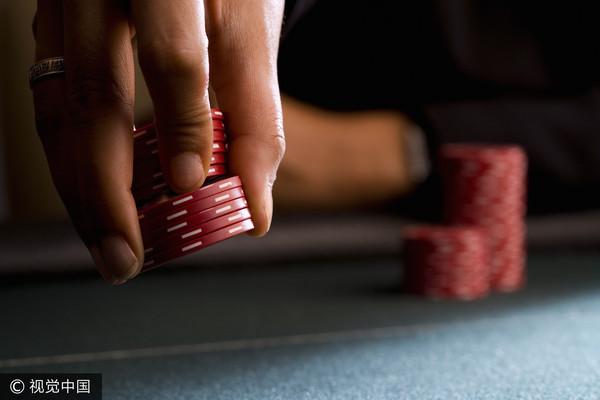 賭博,押注,下注,籌碼,押寶(圖/視覺中國CFP)