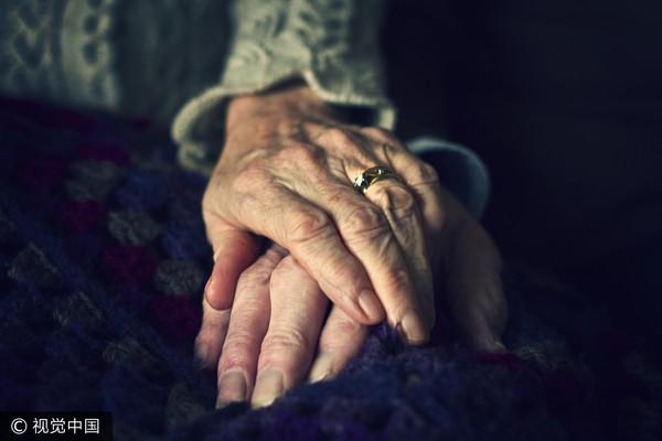 ▲▼老人、老婦人、高齡、老太太、照護、養老、失智症(示意圖/CFP)