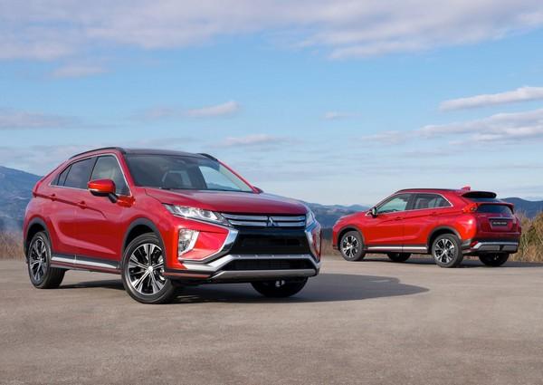 就是要比日本早一步!三菱跨界SUV「Eclipse Cross」可望年底登台(圖/翻攝自Mitsubishi)