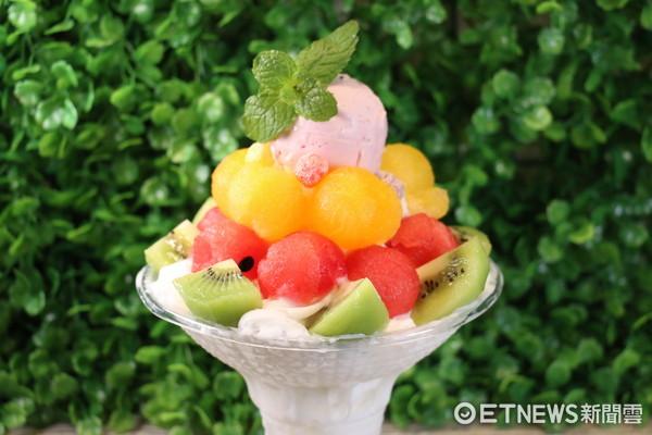 ▲Senza Fine夏妃 · 手作義式冰淇淋。(圖/記者華少甫攝)