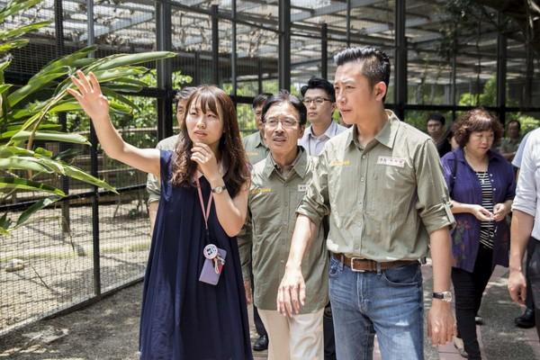 ▲滿腔「動物魂」熱血自薦信,Yumi成為新竹動物園首位日本員工(圖/新竹市政府提供)
