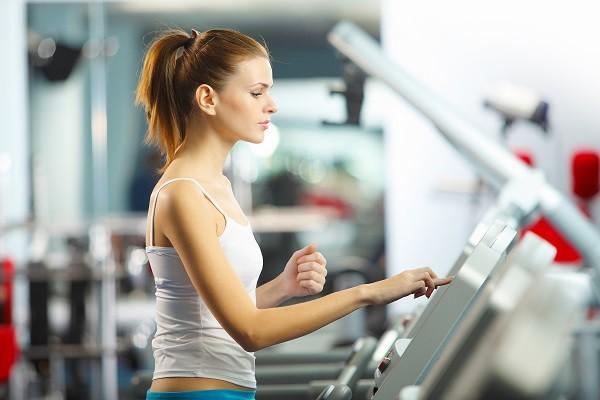 運動,跑步機,跑步,健身房(圖/達志/示意圖)
