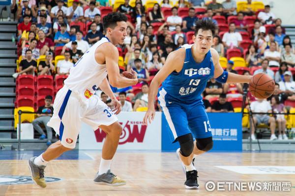 ▲▼瓊斯盃男籃,中華藍對菲律賓,呂政儒。(圖/記者季相儒攝)