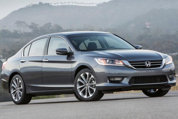 ▲有火燒車風險!Honda召回115萬輛Accord房車。(圖/翻攝自Honda)