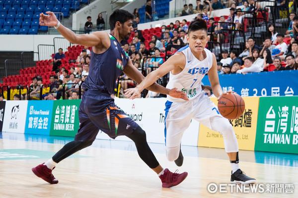 ▲▼瓊斯盃男籃,中華藍對印度,于煥亞。(圖/記者季相儒攝)