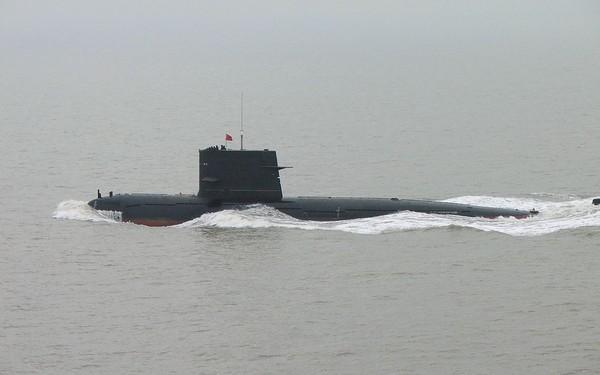 ▲解放軍海軍039系列先進傳統動力潛艦(圖/翻攝自維基百科)