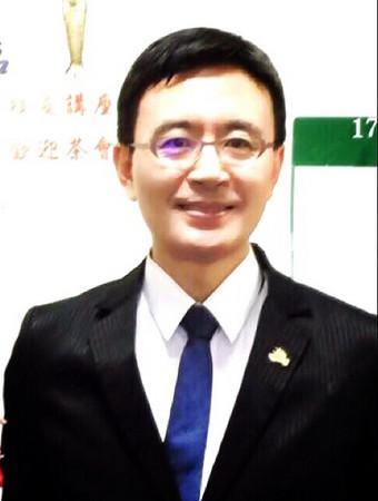 ▲林家祺,清大科法所副教授,真理法律系副教授。(圖/林家祺提供)