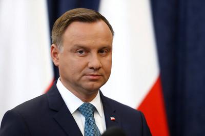 快訊/波蘭總統確診新冠肺炎 辦公室發言人證實:身體狀況良好