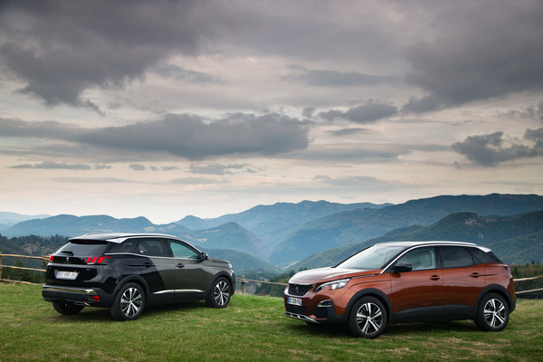 千呼萬喚始出來!寶獅最新運動SUV「3008」台北車展正式現身(圖/翻攝自Peugeot)