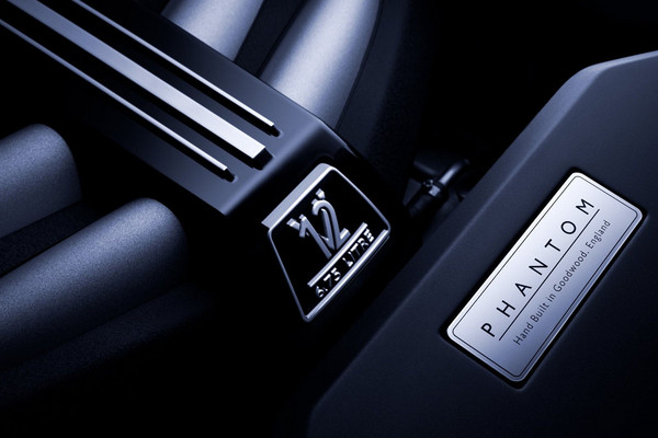 ▲車中之王大改款!勞斯萊斯新Phantom正式降臨。(圖/翻攝自Rolls-Royce)