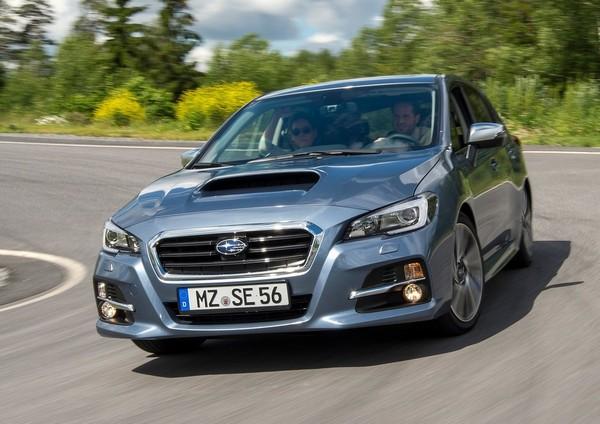 小漲2萬元 速霸陸小改款Levorg「126萬元」預接單價意外曝光(圖/翻攝自Subaru)