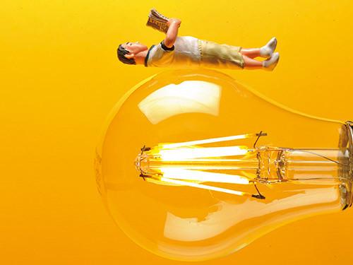 康健雜誌/選對LED燈,省電不傷眼