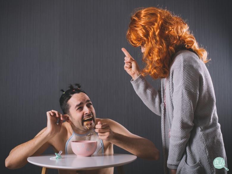 別人吃太大聲會森77?這可能是你的大腦有問題。(圖/食力提供)