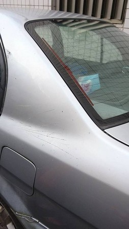 ▲刮車怪客2年下手400車再出沒 民眾怒吼:用私刑才會怕!(圖/翻攝自宜蘭知識+臉書社團)