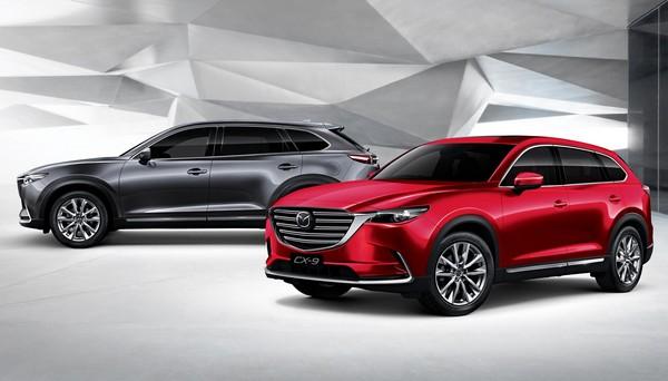 馬自達3、CX-9配備雙雙升級 封頂CP值讓國產車廠冷汗直流(圖/翻攝自Mazda)