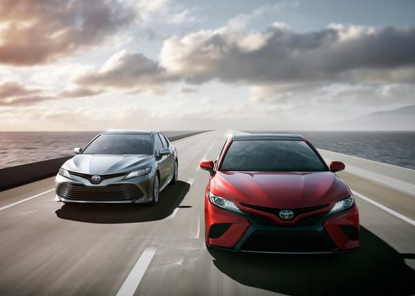 每年只要花新台幣300元養新車?美國BMW車主真幸福(圖/翻攝自Toyota)
