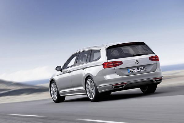 現正「下殺」五萬元 福斯Passat全新車型179.8萬元起開放預售(圖/翻攝自Volkswagen)
