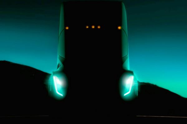 ▲貨運司機飯碗不保?特斯拉自動駕駛卡車即將上路。(圖/翻攝自Tesla)