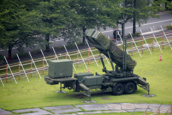 ▲▼日本政府為了因應北韓飛彈威脅,部署了「愛國者3型」。(圖/達志影像/美聯社)