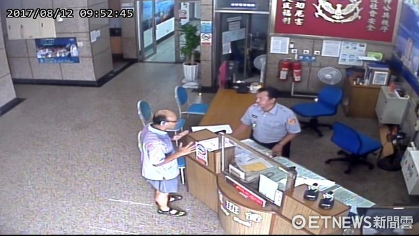 6歲童在飯店失蹤,自己跑去搭高捷。(圖/記者莊雅婷翻攝)