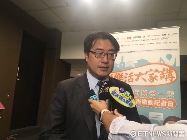 ▲▼ 北榮高齡醫學中心主任陳亮恭 。(圖/記者洪巧藍攝)